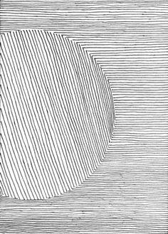 Drawing 004 Drawing by Michael Neil Jacobsen Grafik Art, Art Blanc, Abstract Line Art, Art Plastique, Geometric Art, Op Art, Pattern Art, Pattern Drawing, Line Drawing