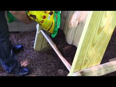 Video - How to Build a Vertical Herb Planter.