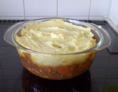 Cottage Pie with Beef Knorr Stock Pot.