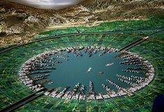 Silt Lake City: Floating 'Hydropolis' Could Ride the Tide of the Nile River in Egypt | Inhabitat - Sustainable Design Innovation, Eco Architecture, Green Building