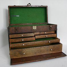 Machinist Tool Chest Box