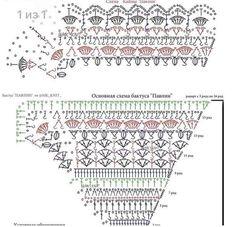 Crochet Cape Pattern, Crochet Shawl Diagram, Crochet Poncho, Chrochet, Crochet Scarves, Crochet Stitches, Crochet Patterns, Crochet Hats, Fillet Crochet