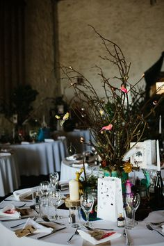 Image by Claudia Rose Carter - Religion Maxi Dress For An Unconventional Barn Wedding In South Wales At Rosedew Farm Full Of Quirky Nature Inspired Decor With Images From Claudia Rose Carter
