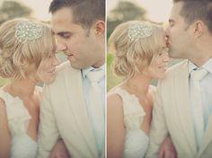 Emelia and Anthony's Coastal Glamour Wedding