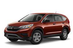 Build and Price a Honda CRV - Official Honda Web Site