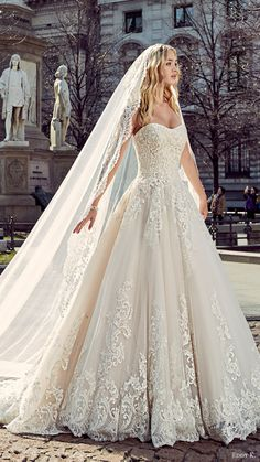 2017 Wedding Dress — Milano Bridal Collection