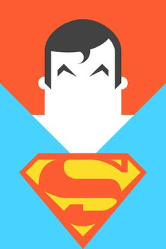 Pop Culture Icons Superman Form & Co Superman - Re-Vision is an exercise in style and synthesis of different cultural icons. It is a series of portraits of the most representative of the world of comics, movies, television, sports and music. Here it is Super Heroes