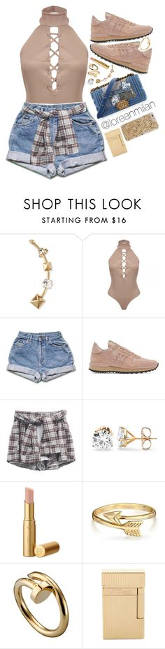 """express yourself."" by loreanmilan ❤ liked on Polyvore featuring Valentino, Chanel, Bling Jewelry and Case-Mate"