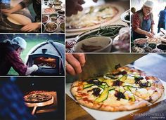 Pembrokeshire Wood-Fired Pizza - a Mobile Wood-Fired Oven Caterer Specialising in Gourmet Italian Style Thin Crust Pizza, Wood-Fired Cuisine and Antipasta Nibbles such as Rustic Breads, Oils, Olives and Dips and Fresh Salads. Available to Attend in Pembrokeshire, Carmarthenshire and Cardiganshire for your Festival Wedding