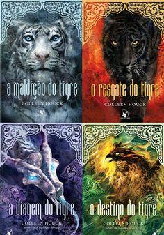 Dica de leitura - Maldição do tigre ~ Espia Lá