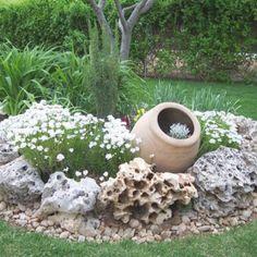 steingarten gestalten - nützliche tipps, ideen und beispiele, Gartenarbeit ideen