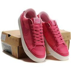 100% authentic a00b4 ee670 Nike Women Low Blazer Mid 09 Nd Shoes Pink