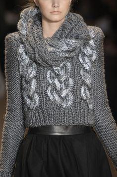 Sweater, Wool, Knitting, Adam, New York, Fall 2010