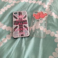 iPhone 4 cases Two case deal Accessories Phone Cases