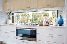 Interior and Exterior Designs & Ideas Modern Kitchen Design, Kitchen Designs, Finding A House, Open Plan, Kitchen Interior, House Colors, Caravan, Storage Ideas, Kitchen Dining