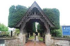 Lych gate Brenchley church Mary John, England, Gate, Entrance, Pergola, Construction, Cabin, Arbors, Lynch