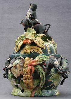 Ardmore Ceramics Shop it: http://www.milesforstyle.com/c60/ARDMORE-CERAMICS.aspx