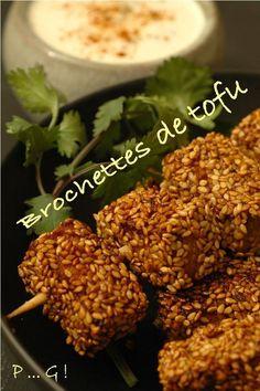 Tofu Recipes, Healthy Recipes, Savoury Recipes, Vegan Vegetarian, Vegetarian Recipes, Tofu Sauce, Plat Vegan, Food And Drink, Vegetables