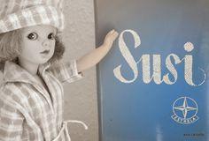 Maleta armário da Susi de 1967 e 68