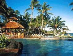 Our honeymoon spot: The Fairmont Orchid, Kona, Big Island