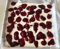 Malaga - wiśniowe ciasto bez pieczenia - Blog z apetytem Malaga, No Bake Desserts, Nutella, Cherry, Food And Drink, Pudding, Baking, Fruit, Healthy
