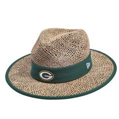 2f14d5ff673 Green Bay Packers 2017 Training Straw Hat Packers Pro Shop