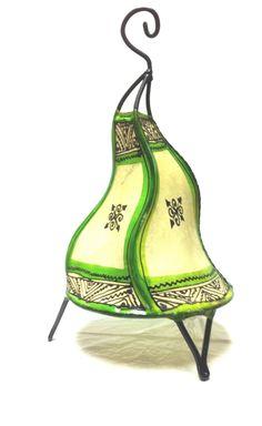 Moroccan Henna lamps -Green | Artsiya