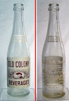 MD 10 oz ACL vintage ACL Soda Pop Bottle DIXI of BALTIMORE