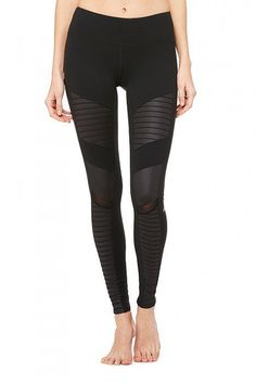 Pin for Later: The Fitness Products We're in Love With For June Moto Leggings by Alo
