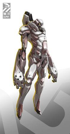 concept robots: Concept robots by Nivanh Chanthara
