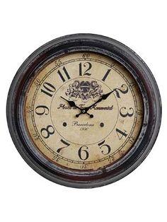 Die 33 Besten Bilder Von Vintage Wanduhren Wall Clocks Dekoration