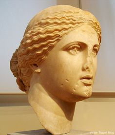 Aphrodite (Classical Greek sculpture) in the Athens Archaeological Museum