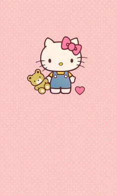 ✿Duitang ~ Hello Kitty Wallpaper. #sanrio