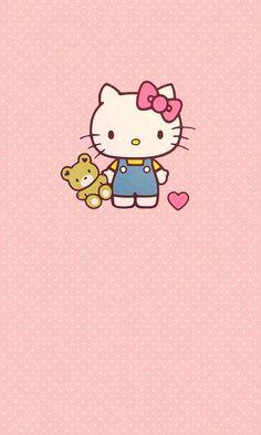 ✿Duitang ~ Hello Kitty Wallpaper. #sanrio