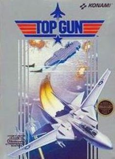 Top Gun - NES Game Original Nintendo NES game cartridge only. All DK's classic used games are cleaned, tested, guaranteed to work and backed by a 120 day warranty. Vintage Video Games, Classic Video Games, Retro Video Games, Vintage Games, Video Game Art, Retro Games, Nes Games, Games Box, Nintendo Games