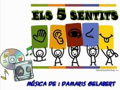 Cançó dels sentits Kids Songs, Conte, Musicals, Poems, Science, Comics, Nature, Youtube, Music Is Life