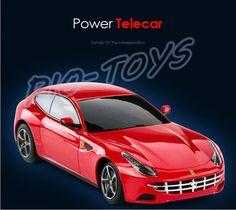 FF 1/24 RC Radio Control Car Mini Model Drive Kids Favour Toy Electric Car Boy's Collection Car Fans Present Toys