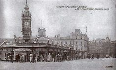 Douglas Old Images, Man Go, Isle Of Man, My Heritage, Guy Pictures, Balconies, British Isles, Staycation, Holiday Destinations