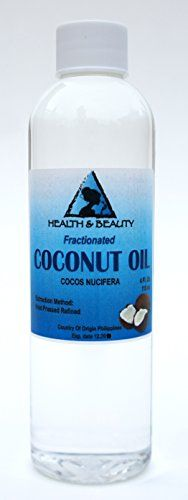 Coconut Oil Fractionated MCT Organic Carrier Ultra Refined Premium 100 Pure 4 oz * To view further for this item, visit the affiliate link Amazon.com.