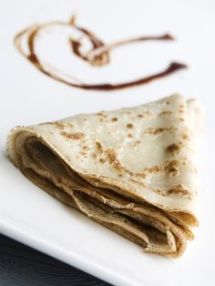 Julia Childs' Master Crepe Recipe