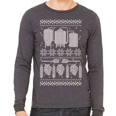 Original Ugly Brew Shirt Ugly Sweater Style by brewershirts