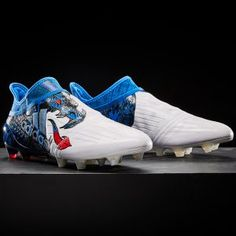 Adidas X16+ PureChaos UCL Dragon Football Boots.