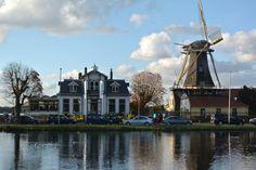 Kralingse Bos Rotterdam  De Tuin.