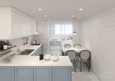 Apartment Design, Double Vanity, Kitchen Decor, Sweet Home, Kitchen Cabinets, Room Decor, Interior Design, Furniture, Remodeling