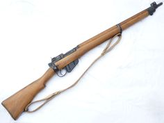 enfield no. 4 mk1   Deactivated Lee-Enfield rifle no4 mk1 British made, 1944 dated **SOLD ...