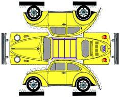 Bug cutout