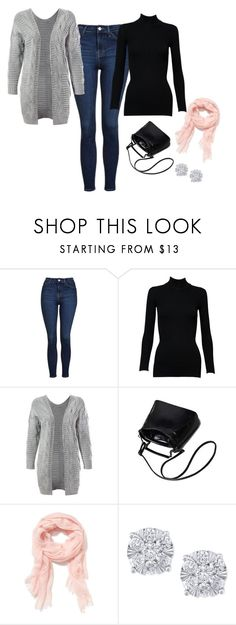 """""""cozy"""" by vicky-chile on Polyvore featuring moda, Topshop, Alaïa, Sans Souci, Old Navy y Effy Jewelry"""