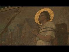 Domrémy-la-Pucelle fête le 600e anniversaire de Jeanne d'Arc (5 janvier 2012)