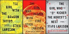 The Millennium Series by Stieg Larsson