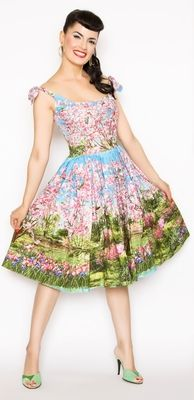 http://berniedexter.com/pinup-dress-pearl-in-cherry-blossom-tree.html